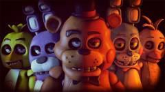 Megvan a Five Nights at Freddy's film forgatókönyve, hamarosan a forgatás is elkezdődhet kép