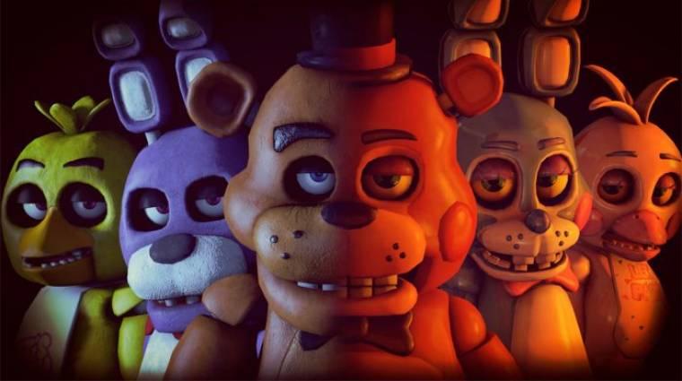 Megvan a Five Nights at Freddy's film forgatókönyve, hamarosan a forgatás is elkezdődhet bevezetőkép