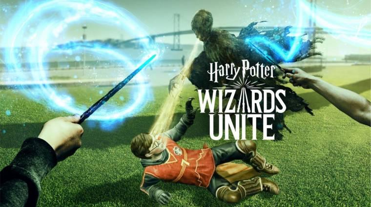 Harry Potter: Wizards Unite - újabb különös előzetest kaptunk bevezetőkép
