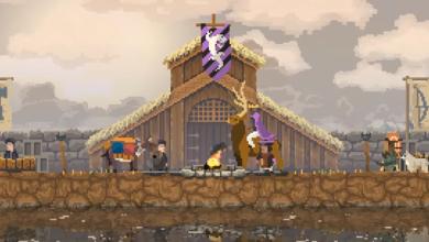 Kingdom Two Crowns – megvan a megjelenési dátum, traileren a Shogun kampány