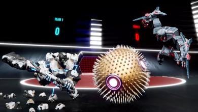Mad Machines - autók helyett brutális robotokkal operál a Rocket League kihívója