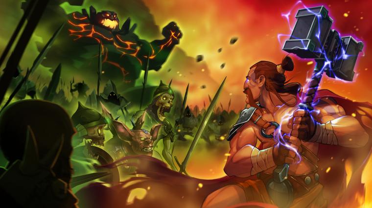 Pagan Online - már kipróbálható a Wargaming új játéka bevezetőkép