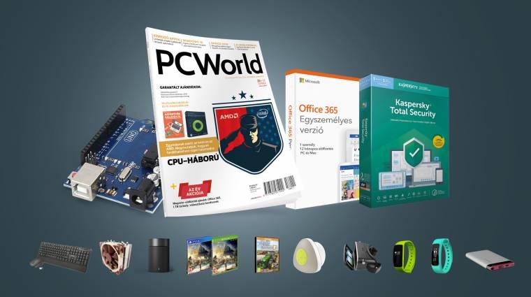 Reklámmentes PC World egy éven keresztül kép