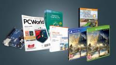 Assassin's Creed jár a PC World előfizetés mellé kép