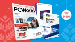 Black Friday-t megszégyenítő PC World akció kép