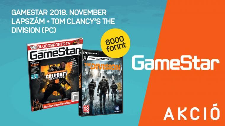 Annyi akcióval készülünk, hogy beleroskad majd a GameStar stand a budapesti PlayIT-en bevezetőkép