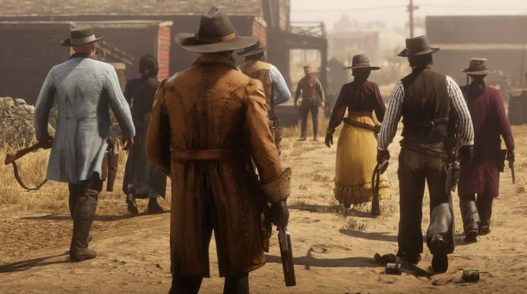 Red Dead Redemption 2 - egyelőre nem készül új egyjátékos tartalom bevezetőkép