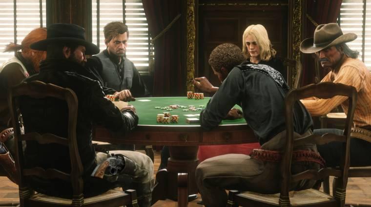 Red Dead Online - nem lehet minden országban pókerezni bevezetőkép