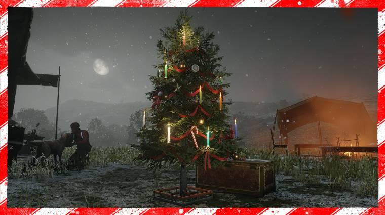 Leesett a hó a GTA Online-ban és a Red Dead Online-ban, ezek a tartalmak jöttek vele bevezetőkép
