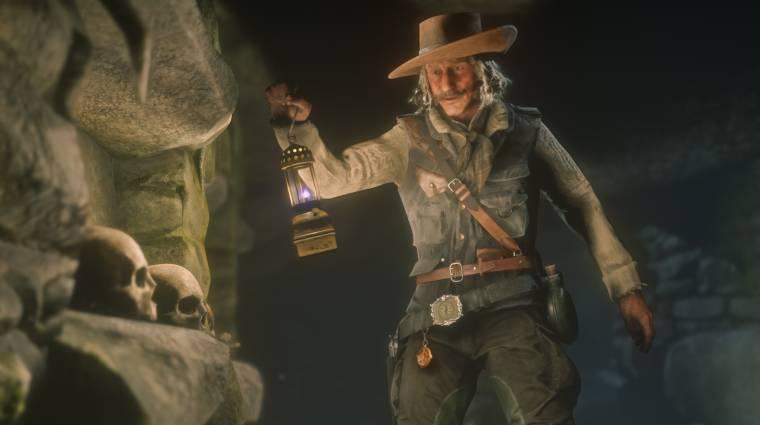 Visszavonta a Rockstar a Red Dead Online-t elrontó frissítést bevezetőkép