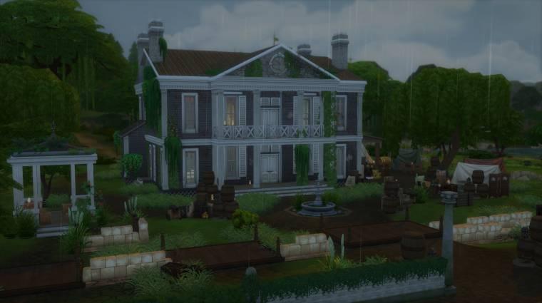 Már a The Sims 4-ben is megnézhetjük a Red Dead Redemption 2 egyik jól ismert helyszínét bevezetőkép