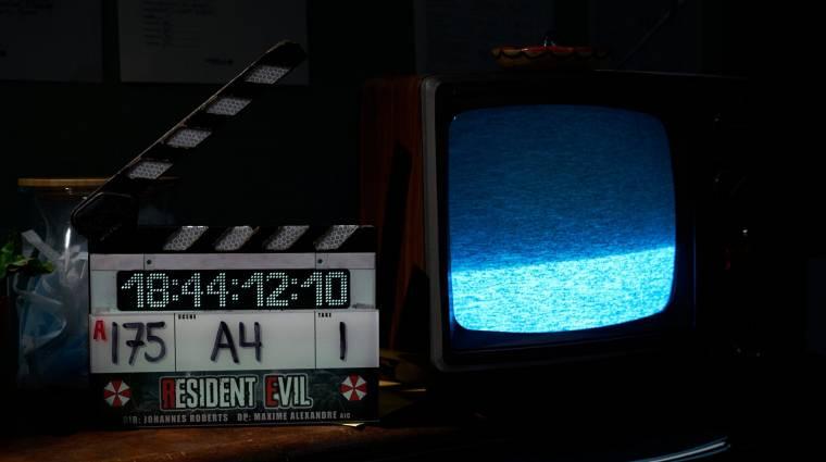 Lezárult a Resident Evil reboot mozifilm forgatása bevezetőkép
