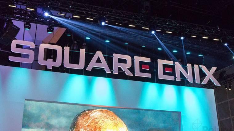 Azt pletykálják, hogy sorban állnak a vevők a Square Enixért bevezetőkép