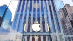 Stagnáló iPhone-eladások ellenére rekordbevétel az Apple-nél kép