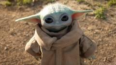 Életnagyságú bébi Yoda figurát jelentett be egy cég, azonnal lehalt az oldaluk kép