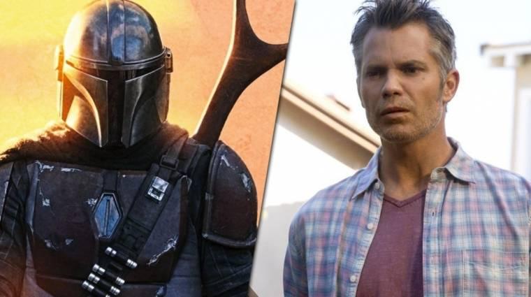 Timothy Olyphant is csatlakozott a The Mandalorian második évadához bevezetőkép