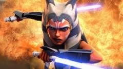 Egy Ahsoka sorozatról szólnak a legfrissebb Star Wars pletykák kép