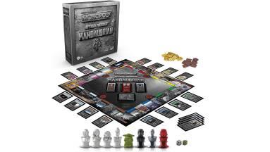 Megjelent a The Mandalorian Monopoly, Baby Yodára kell vigyázni benne kép