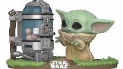 Az új Baby Yoda Funko Pop! nem fog osztatlan sikert aratni kép