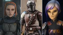 Ezeket a Star Wars animációs sorozatrészeket kell látnod, ha jobban akarod érteni a The Mandaloriant kép