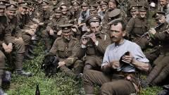 Decemberben érkezik Peter Jackson világháborús dokumentumfilmje kép