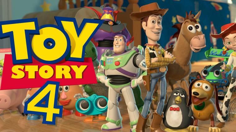 Befutott a Toy Story 4 első szinkronos előzetese kép
