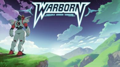 Warborn - egész érdekes stratégiai játék jön