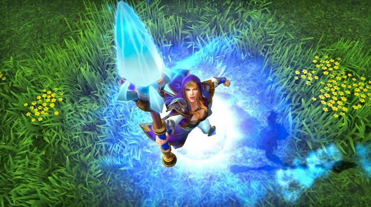 Warcarft III: Reforged - közelebb hozzák a World of Warcrafthoz bevezetőkép