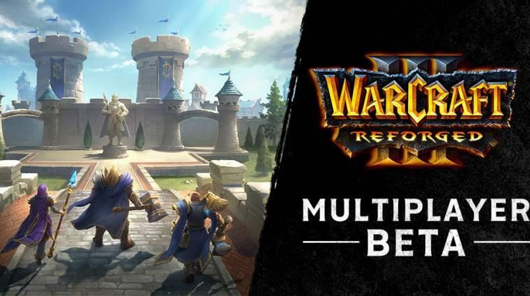 A héten elindul a WarCraft III: Reforged multiplayer bétája bevezetőkép