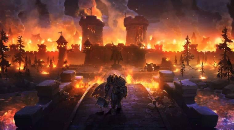 Rengeteg kisebb-nagyobb javítást kapott a WarCraft III: Reforged bevezetőkép