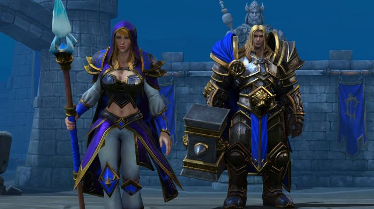 Változtat a Warcraft 3: Reforged rangsorolási rendszerén a Blizzard bevezetőkép