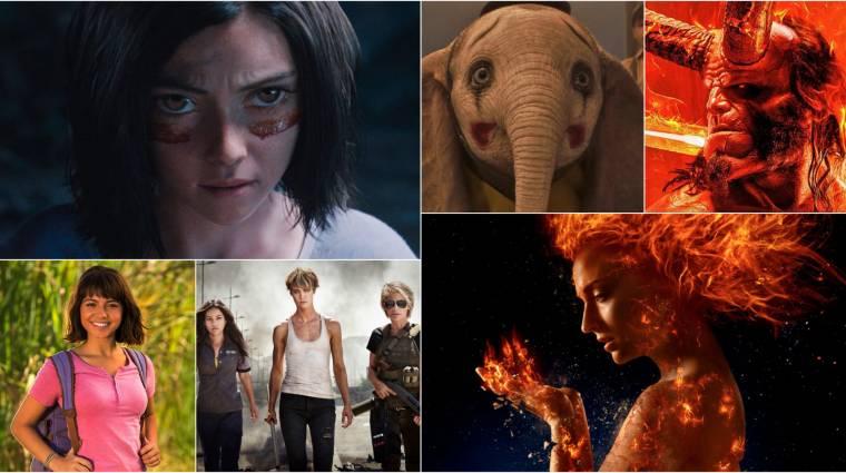 Top 10 - filmek, amik a legnagyobbat bukhatják 2019-ben kép