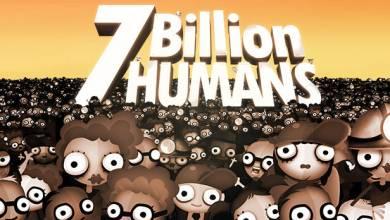 7 Billion Humans, Gone Home – a legjobb mobiljátékok a héten