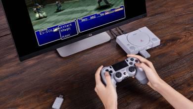 PlayStation Classic – egy új adapter segítségével akár egy PS4-es kontrollerrel is használhatjuk a gépet