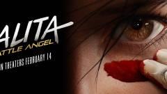 Alita: A harc angyala - Premier előtti betekintő kép