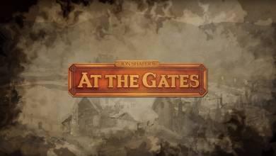 At the Gates – új stratégiai játékkal jelentkezik Jon Shafer