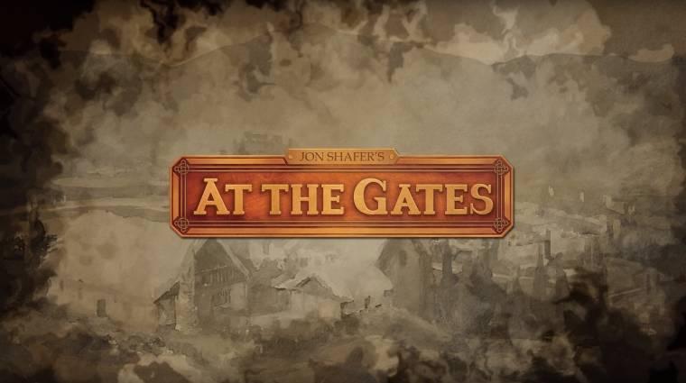 At the Gates - új stratégiai játékkal jelentkezik Jon Shafer bevezetőkép