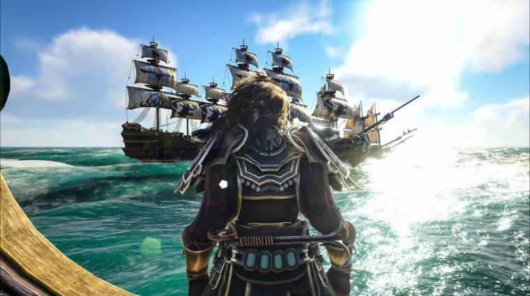 Atlas - jelentős frissítést kapott a játék bevezetőkép