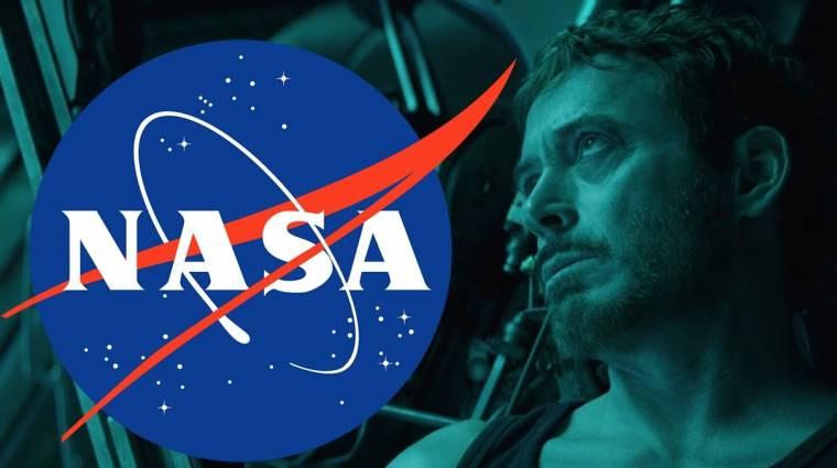 A NASA is haza akarja hozni Tony Starkot bevezetőkép