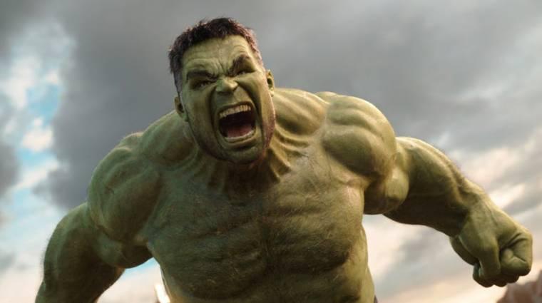 Bosszúállók: Végjáték - máshogyan lépett volna színre eredetileg Hulk kép