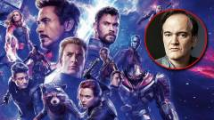 Quentin Tarantino elárulta, hogy melyik a kedvenc Marvel filmje kép