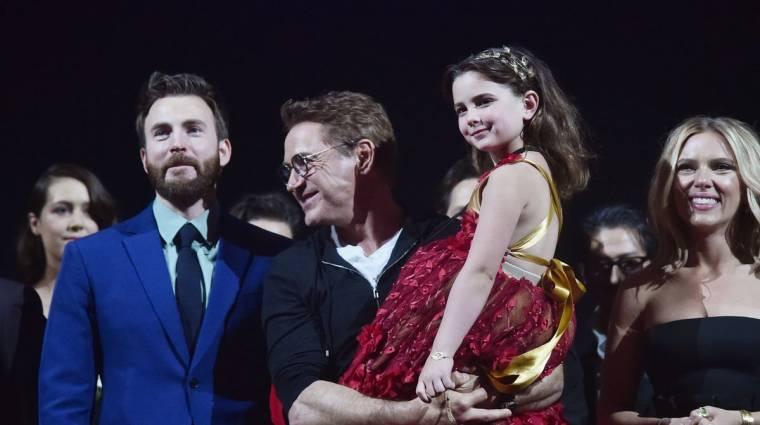 Bosszúállók: Végjáték - Tony Stark filmbéli lánya videóban kérte meg internetes zaklatóit, fejezzék be, amit csinálnak bevezetőkép