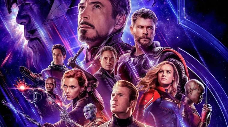 Comic-Con 2019 - ekkor leplezi le a Marvel a negyedik fázist kép