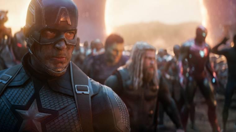 A Bosszúállók: Végjáték már az ünnepek előtt felkerül az HBO GO-ra kép