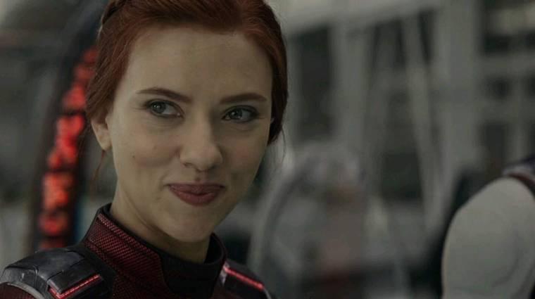 Fekete Özvegy - Tony Stark is szerepelni fog benne? bevezetőkép