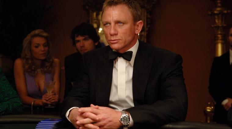 Megvan a 25. Bond mozi címe bevezetőkép