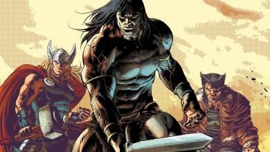 Conan, a barbár csatlakozik a Bosszúállókhoz