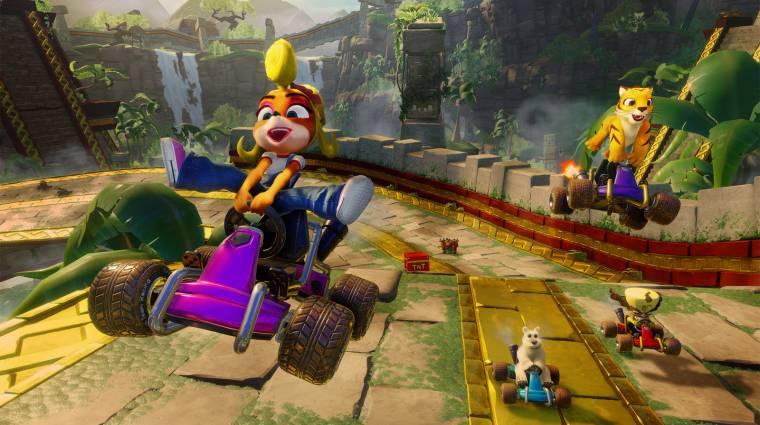 The Game Awards 2018 - jön a felújított Crash Team Racing bevezetőkép