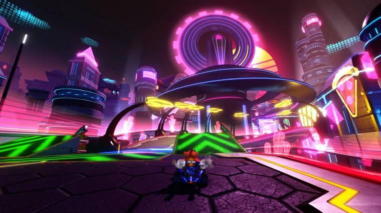 Crash Team Racing Nitro-Fueled - új tartalmakat és javításokat hoz a jövő heti frissítés bevezetőkép