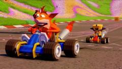 Crash Team Racing Nitro-Fueled - PS4 exkluzív extrák és egyéb extra tartalmak is érkeznek kép